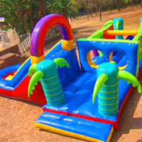 Adventure Jumping Castle