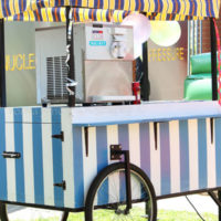 Soft-Serve-Cart