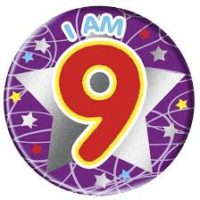Number Badge