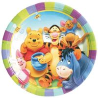 Themed* Party Plate (10)