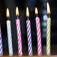 Birthday Candles (per box)