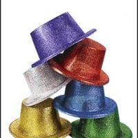 Glitter Hats