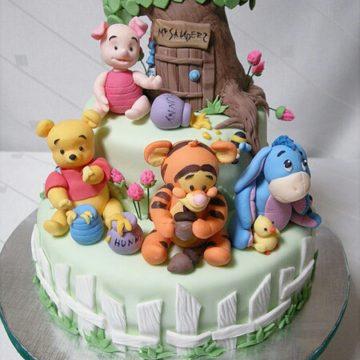 2-Tier-Cakes