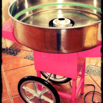 Candy-Floss-Machine