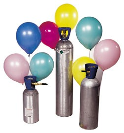 Helium (excl balloon)
