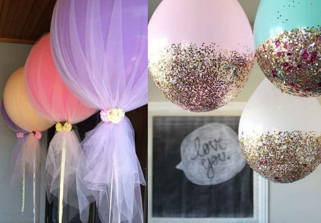 balloon party suppliers